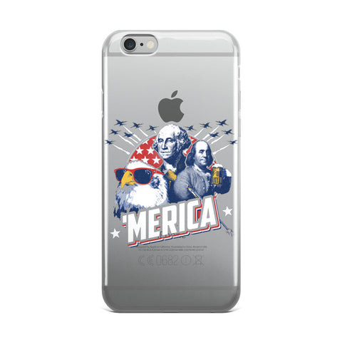 Merica iPhone case