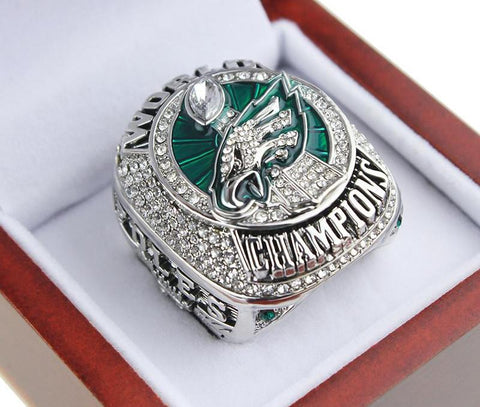 Official 2018 Philadelphia Eagles Championship Ring size 9-13