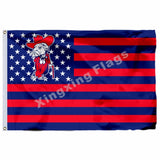 3ft X 5ft Polyester Colonel Rebel Custom Flag