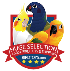 HUGE SELECTION - BIRD SUPPLIES - BIRDIE BOUTIQUE