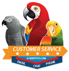 BIRD SUPPLIES - CUSTOMER SERVICE