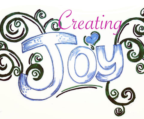 Creating Joy by Paisley Trading Co.