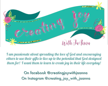 Creating Joy by Paisley Trading Co., LLC