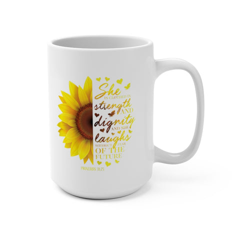 Proverbs 31 Mug 15oz