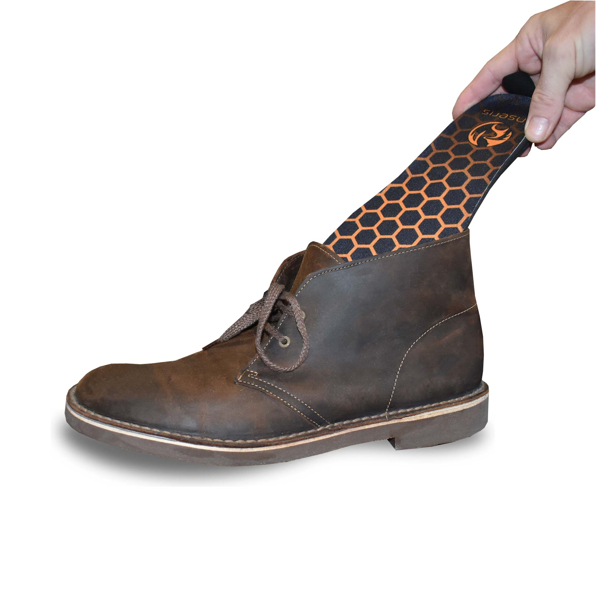 our heated insoles feature an easy trim to fit insole that makes them easy to fit in any of your shoes or boots.  use in your everyday shoes or for other activites like hunting, fishing, snowboarding, skiing or running.