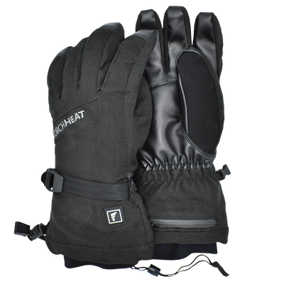 winter battery operated heated gloves are the warmest gloves in cold weather