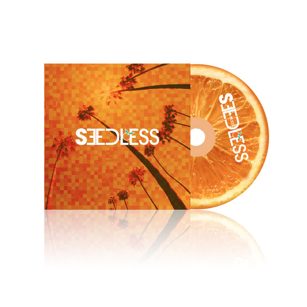 """The Orange Album"" on CD"