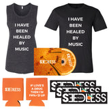 "The Orange Album ""Healed By Music"" Package"