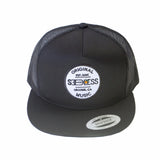 Black Seedless Snapback