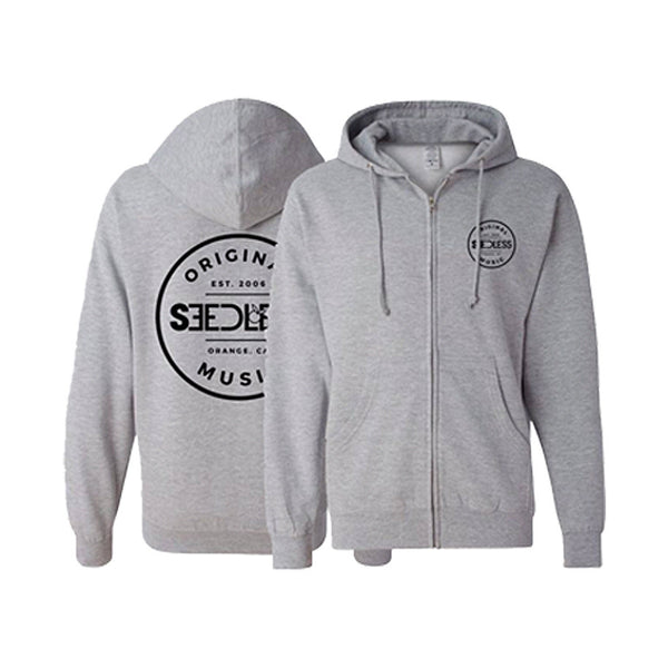 Original Hoodie, Gray (FREE US SHIPPING)