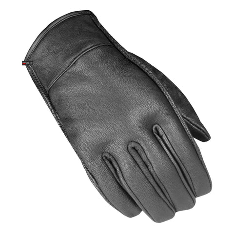 Men's Premium Leather Motorcycle Cruiser Touring Biker All Season Gel Gloves