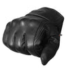 Motorcycle Bicycle Riding Racing Bike Protective Armor Gel Leather Gloves