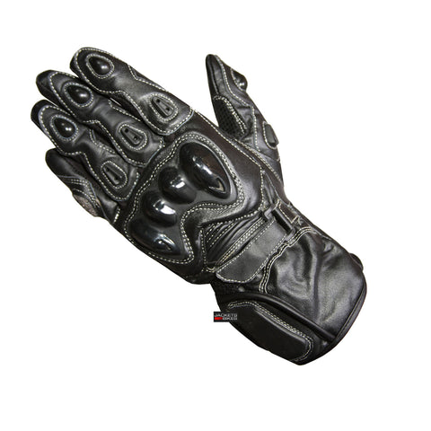 NEW SP LEATHER MOTORCYCLE GLOVES GLOVE TPU