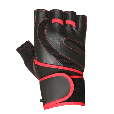 Propower Weight Lifting Gloves with 18