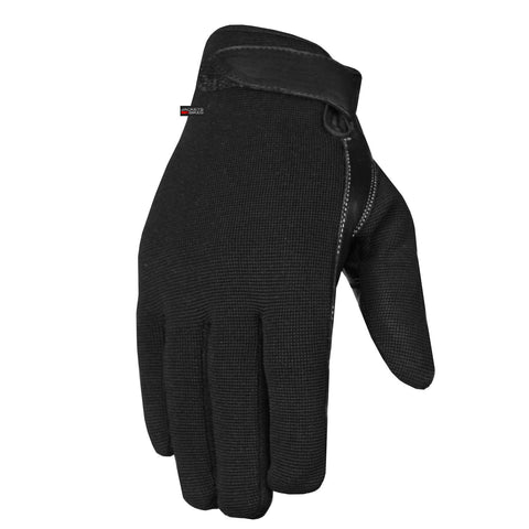 New Prosport All Weather Shooting Duty Tactical Outdoor Riding Gloves Black