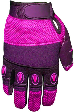 NEW MOTOCROSS MOTORCYCLE BIKE DIRT NEW PINK GLOVES