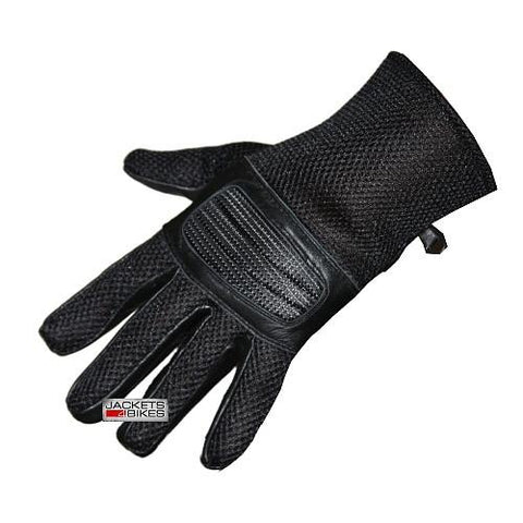 New Lite Summer Cruiser Vented Mesh Motorcycle Biker Gloves