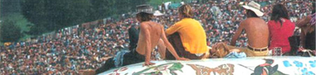 The summer of 69 peace love and harmony