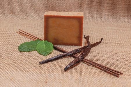 Patchoui Vanilla with Hemp Bath Soap