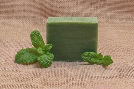 Spearmint Bath Soap