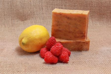 Raspberry Lemonade Bath Soap