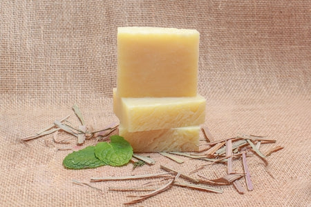 Sage and Lemongrass Bath Soap