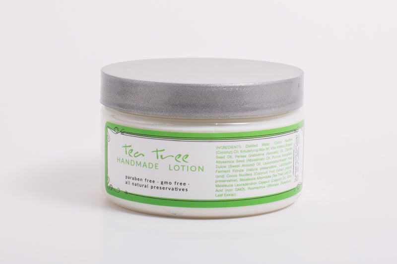 Tea Tree All Natural Lotion