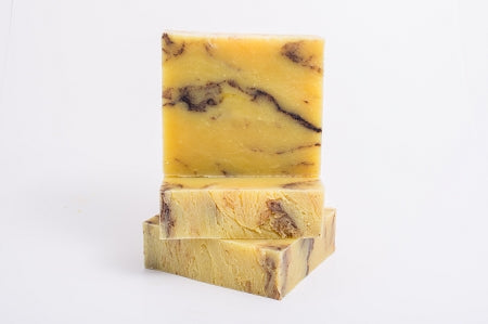Burnt Orange Patchouli Bath Soap