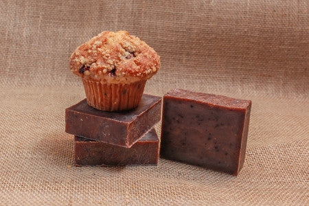 Blueberry Muffin Bath Soap