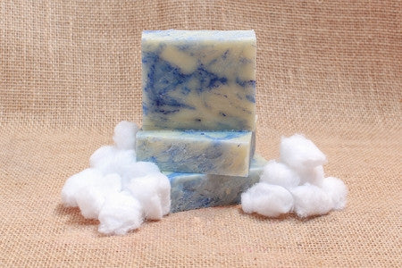 Clean Cotton  Bath Soap