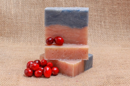 Cranberry Fig Bath Soap