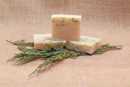 Eucalyptus Hemp Tea Tree Bath Soap