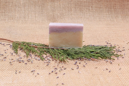 Evergreen Lavender Bath Soap
