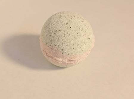 Fresh Ginger Lime All Natural Bath Bomb