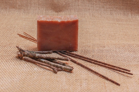 Antique Sandalwood  Bath Soap