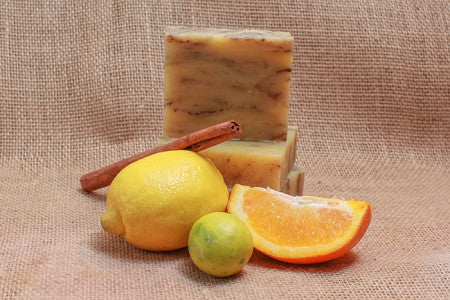 Bergamot Bliss  Bath Soap