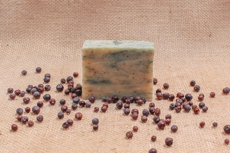 Cypress and Berries Bath Soap
