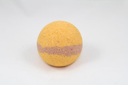 Pumpkin Crunch Cake Bath Bomb
