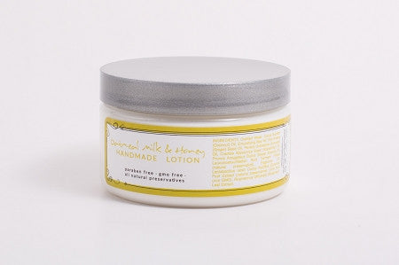 Oatmeal Milk & Honey All Natural Lotion