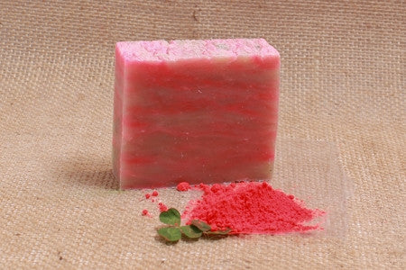 Red Clover Tea Bath Soap