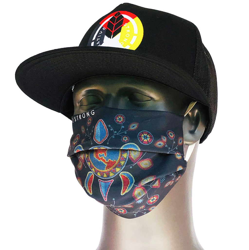 Smoke Signals, Native Culture Shop, Turtle Island, COVID-19, Protective Face Coverings