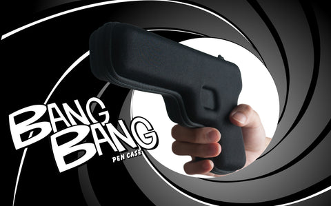 Bang Bang Pen Case