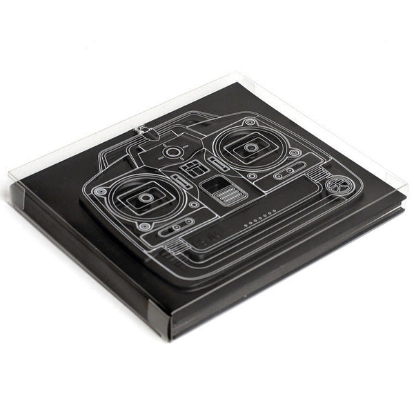 Remote Control Black series Notebook