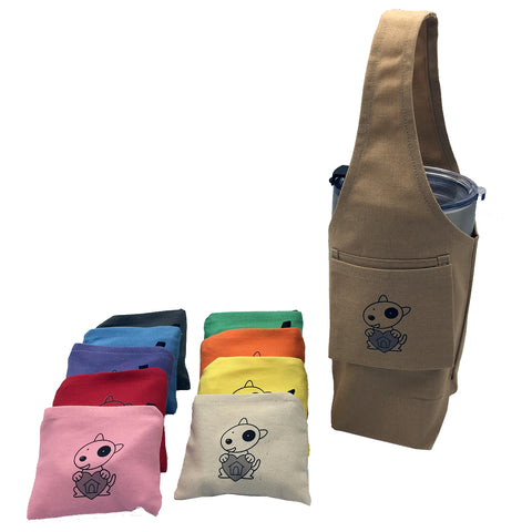 Eco-friendly Reusable Beverage Color Changing Bag  #Dog Lovers