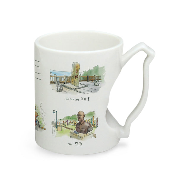 IMUG Taiwan Mug Attractions Series- Visit