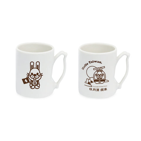 IMUG Zodiac Tour Taiwan Mug Set- Rabbit