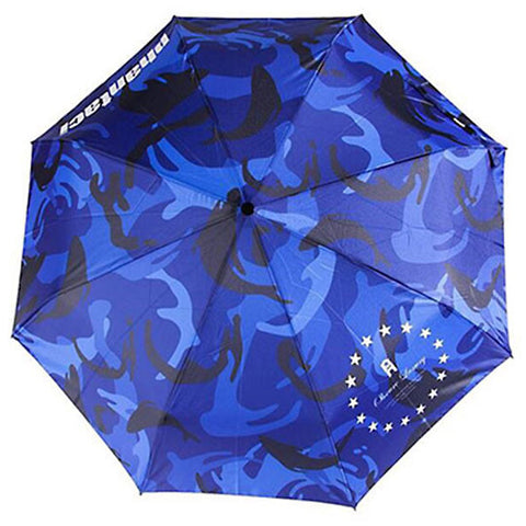 PHANTACi Auto-Open Umbrella - Shark Camo