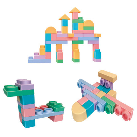Soft Building Blocks