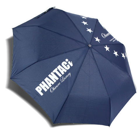PHANTACi Auto-Open Umbrella - Blue
