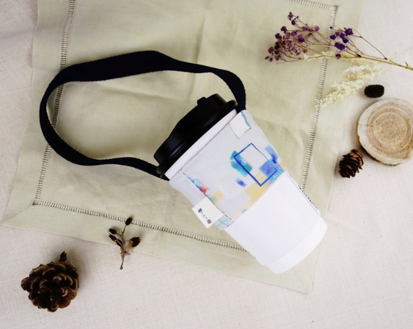 MONKEY DESIGN Double Layer Beverage Bag